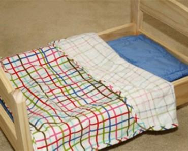 La gente corre a comprar estas pequeñas camas de muñecas de IKEA, pero no por la razón que piensas