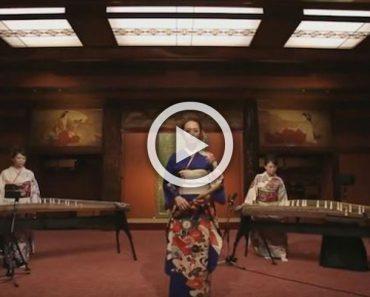 Lo mejor que escucharás hoy: 'Smooth Criminal' con instrumentos tradicionales japoneses