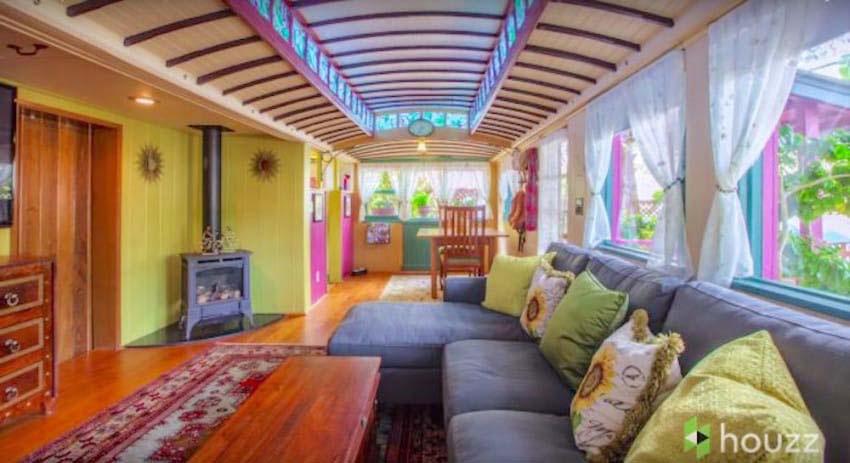 Unos abuelos jubilados querían construir su propia casa. ¿El resultado? ¡MARAVILLOSO!