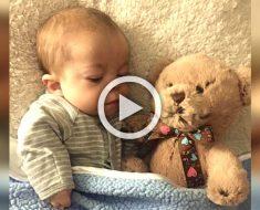 Los médicos vieron algo extraño en su bebé... ¡2 años después no lo pueden creer!