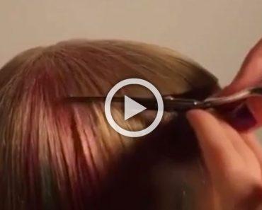 Este extraño y futurista corte de pelo es tendencia. ¿Te lo cortarías así?