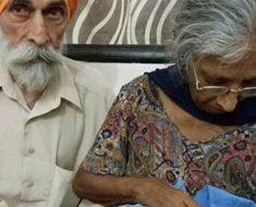 Esta mujer india de 72 años de edad ha dado a luz por primera vez