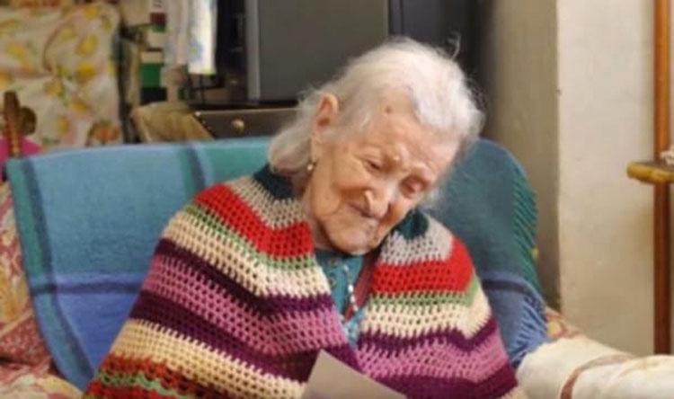 Nació en 1.899. ¿Su secreto para una larga vida? ¡DIVERTIDÍSIMO!