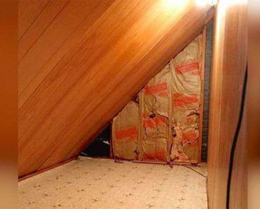 Encuentra una habitación secreta detrás de una antigüa cómoda, luego entra en el interior 1