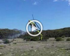 Este piloto de helicóptero de control remoto hace cosas que deberían ser IMPOSIBLES