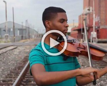Este vídeo te maravillará a los 15 segundos. ¡Es absolutamente increíble!