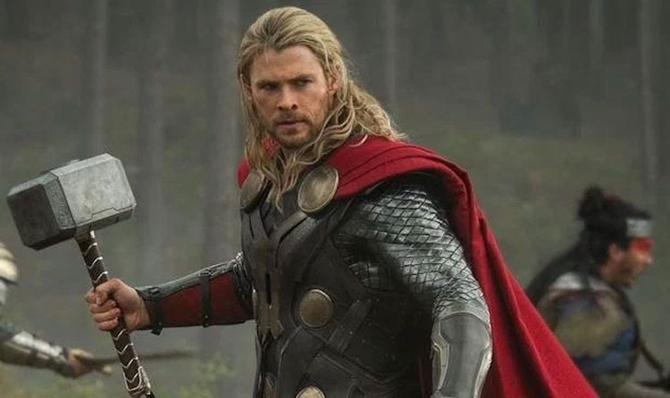 """Conoce al """"Thor real"""" que está haciendo que suba la temperatura de Internet..."""