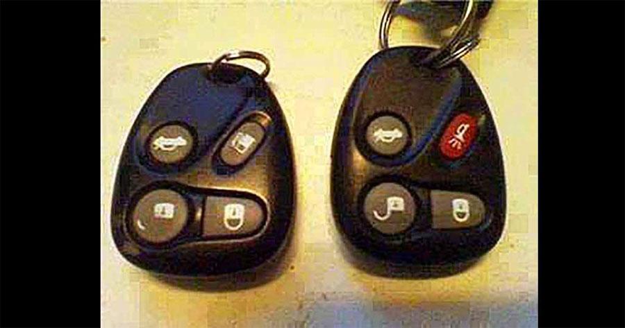 Usamos la llave del coche para abrir nuestros coches, pero no sabía que se podían usar para esto