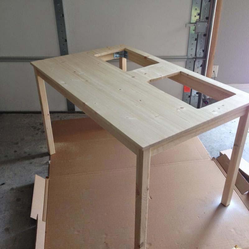 Compr una mesa de ikea para la habitaci n de su hijo - Mesa dibujo ikea ...