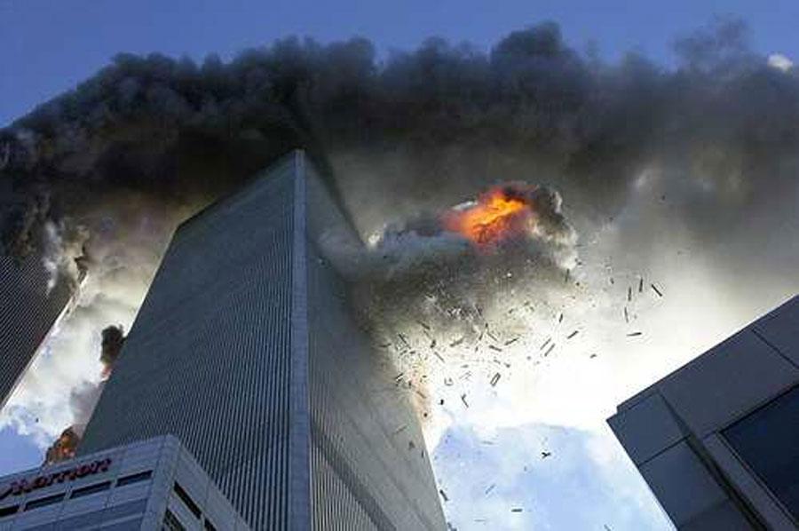 Aparece 15 años después un terrible e inédito vídeo del atentado del 11 de septiembre