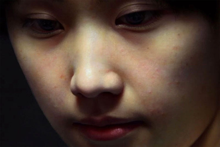 El detalle de estas pinturas de Leng Jun es ASOMBROSO (18 Fotos)