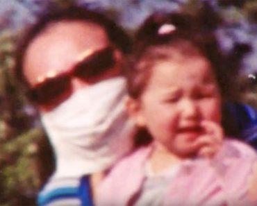 Lleva una máscara en público durante 12 años. Debajo esconde un secreto de su marido...