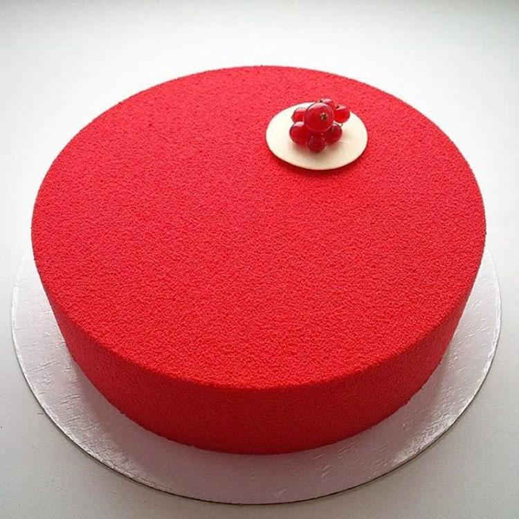 Esta repostera rusa hace las tartas y pasteles más perfectos que hayas visto