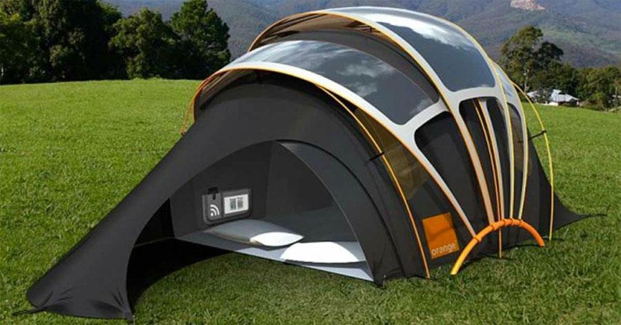 Esta tienda va a cambiar la forma de pensar en el camping. ¡Tienes que ver ESTO!
