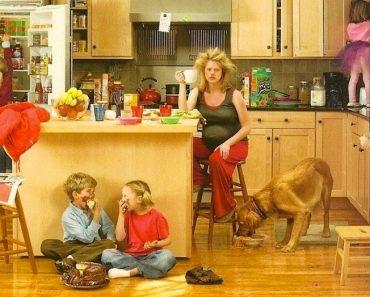 Cuando un esposo y padre de tres hijos se fue de casa un día... no esperaba esto de su esposa