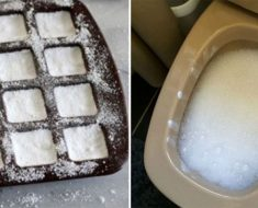 ¿Odias limpiar el inodoro? Prueba este ingenioso truco. ¡Hace que sea tan fácil!