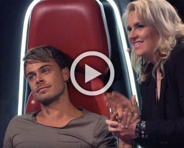 La voz de este cantante ciego llevó a un juez hasta las lágrimas en televisión