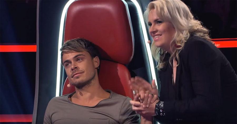 La voz de este cantante ciego llevó a un juez hasta las lágrimas en televisión 1