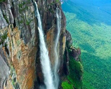 Probablemente el video más impresionante de la cascada más alta del mundo: Salto Ángel 1