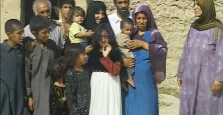 La historia de Zubaida conmueve al mundo y restaura la fe en la humanidad