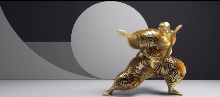 Parece alguien bailando, pero nada MÁS LEJOS de la realidad. ¡Increíble!
