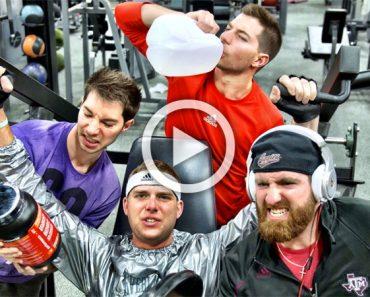 La parodia viral con los estereotipos del gimnasio que tienes que ver (si quieres reír)