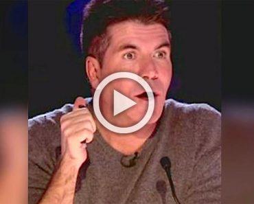Simon Cowell se queda en shock cuando ve quién está cantando ASÍ en el escenario. ¡Increíble!