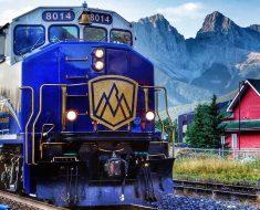 Los 5 mejores (y más espectaculares) lugares para viajar en tren