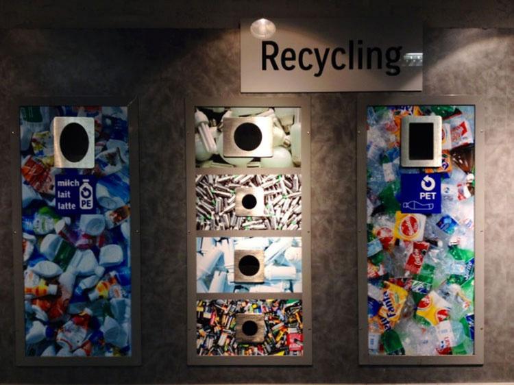 Así resuelven en Suiza el problema de la basura. Es fantástico. ¿Por qué no les imitamos?