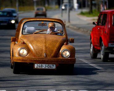 Parece un coche normal, ¿verdad? No lo es absoluto, míralo un poco más de cerca...