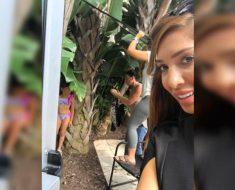 Los padres están aterrorizados después de ver las fotos que esta madre publica de su hija