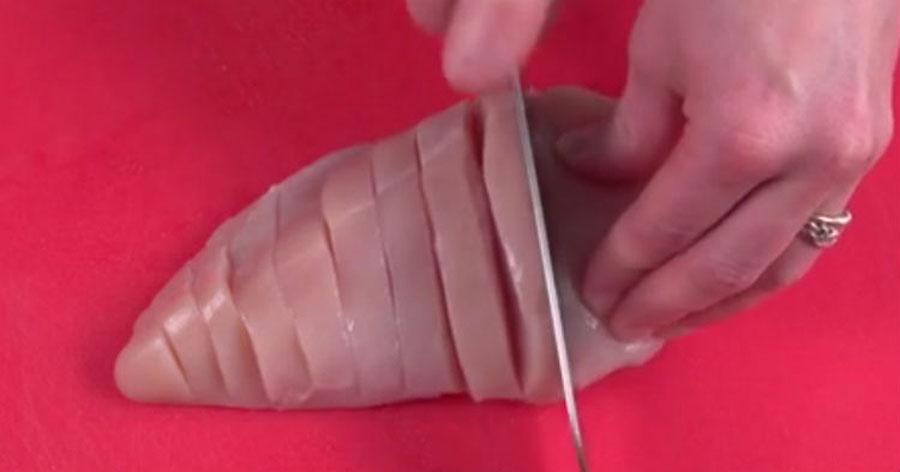 Después de ver este método para cocinar pollo, nunca lo haré de otro modo. RIQUÍSIMO