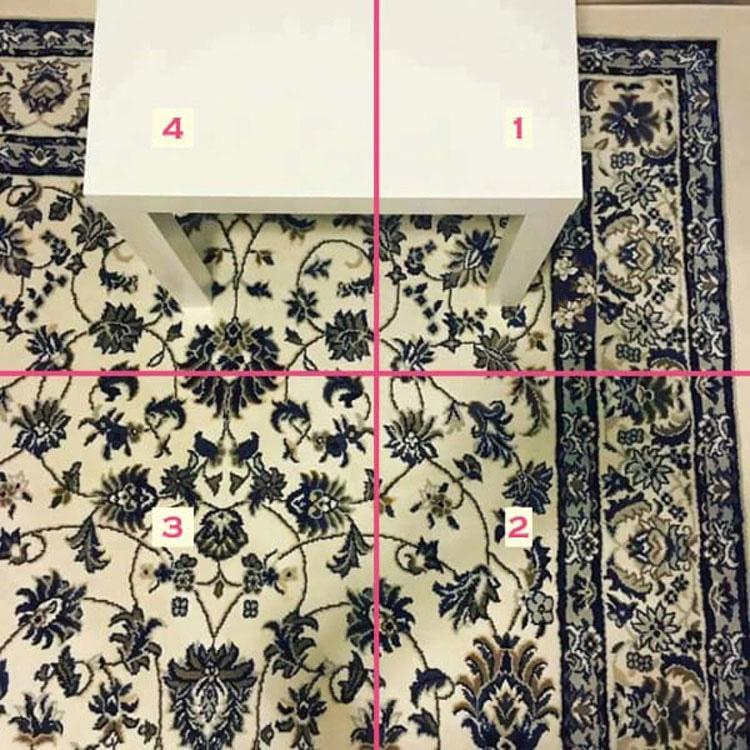 ¿Puedes encontrar el teléfono oculto? ¡Toca la mesa para ver todo el puzzle!