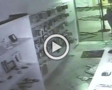 Ocurrió hace unos días en Brasil. ¿Puede ser el robo más desastroso de todos los tiempos?
