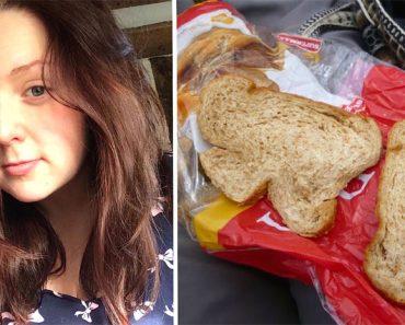 Un cajero discapacitado aplasta el pan de un cliente, entonces ella escribe a su jefe en Facebook