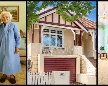 Pareja de ancianos vende su casa después de 76 años, después abren sus puertas para volver a 1938