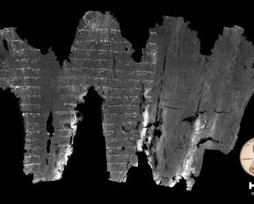 ¡Encontrada! La versión más antigua jamás hallada del Levítico
