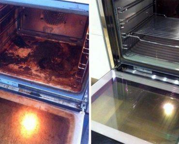 Este truco fascinará a los que odian la limpieza de su horno. Reluciente sin apenas mover un dedo