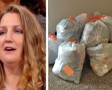 Adolescente se niega a limpiar su habitación, así que su madre hizo esto con sus cosas como castigo