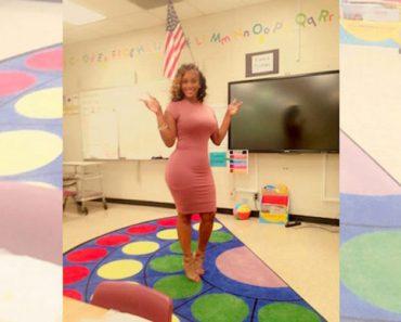 Unos padres sienten vergüenza de esta profesora de escuela elemental por llevar estos vestidos