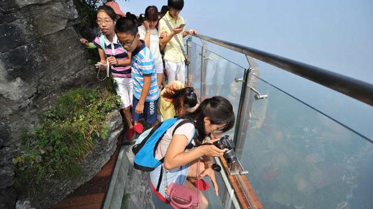 La atracción más aterradora del mundo ya está abierta en china (imágenes no aptas para sensibles)