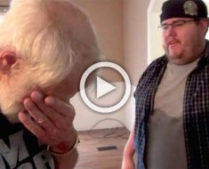 Este padre recibe la sorpresa de su vida de manos de su hijo