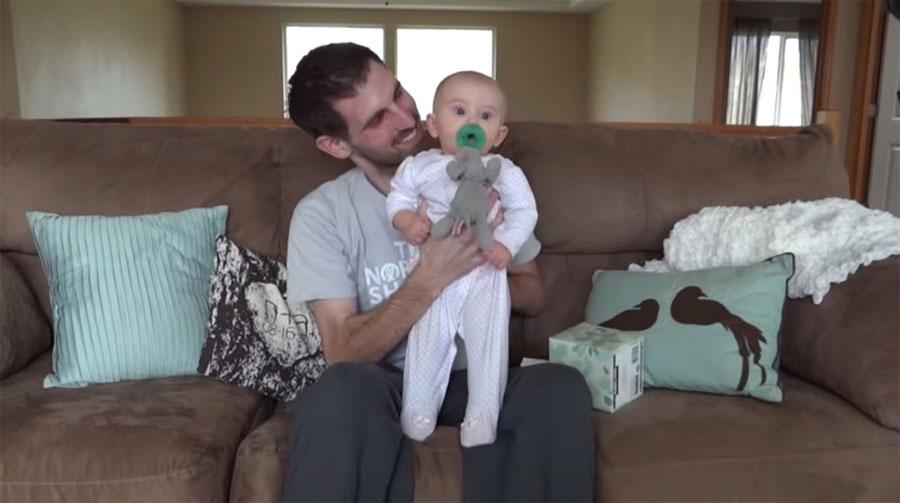 Antes de morir de cáncer, este padre dejo este conmovedor mensaje a su hija 1
