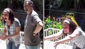 Esta pareja adopta dos niños y vuelan hasta Etiopía: este es el momento en que se encuentran
