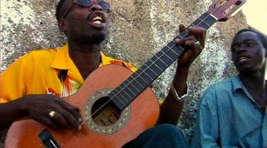 Una guitarra tan especial que sólo tiene una cuerda. ¿Estamos ante un nuevo mito de la música?