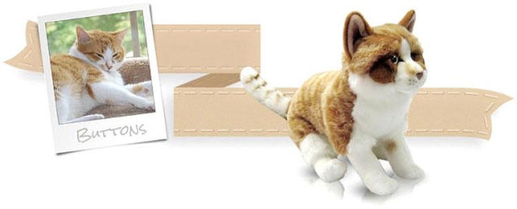 Este sitio hará un clon de tu mascota en forma de muñeco de peluche. ¿Te imaginas a tu mascota así?