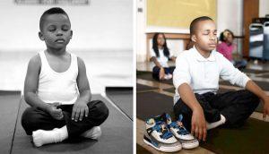 Esta escuela sustituye los castigos por meditación y los resultados sorprenden al mundo
