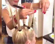 Esta extraña forma de cortar el pelo se está poniendo de moda en Alemania. ¿Te lo harías?