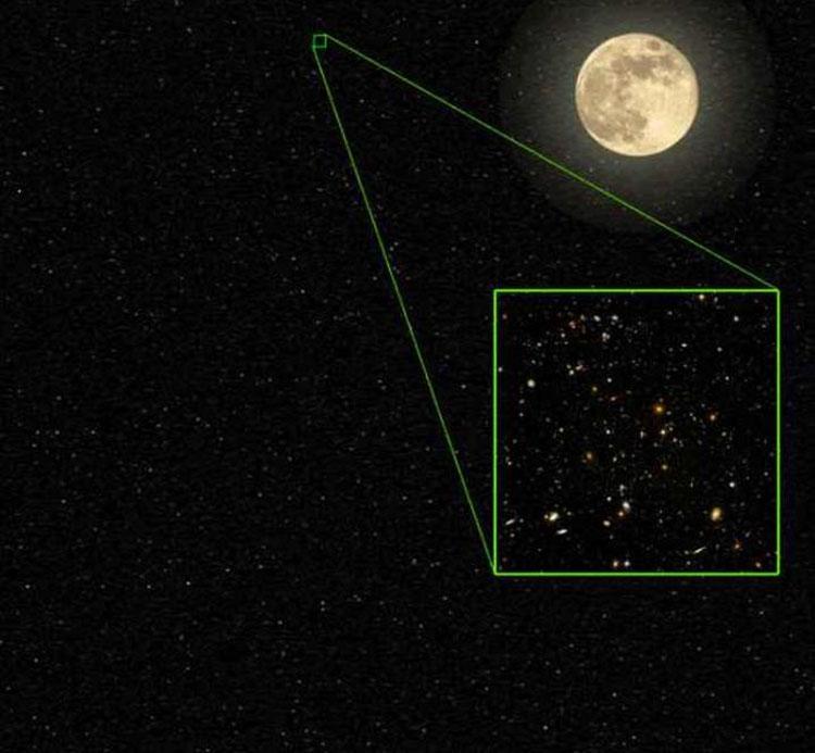 34 imágenes del universo que te harán sentir realmente muy muy pequeño