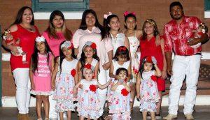 Madre de 14 hijas dice que no dejará de tener niños hasta que dé a luz a un hijo